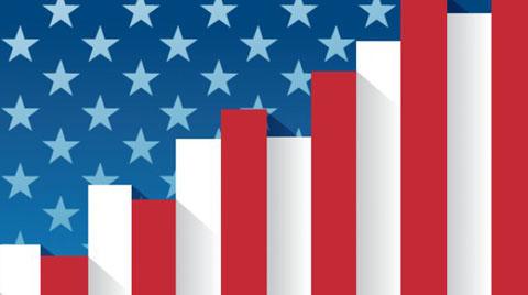 ABD 4'üncü Çeyrekte Yüzde 1,4 Büyüdü