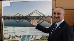 Kızılırmak'a Yapılacak Köprü Tanıtıldı