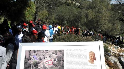 Tarihi Leleg Yolu İlk Etabı Törenle Açıldı