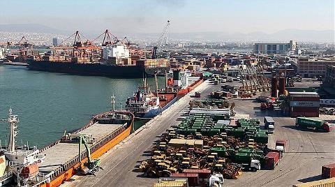 Dış Ticaret Açığı Yüzde 33 Azaldı