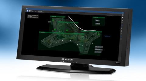 Bosch Yangın Panelleri ile Alarmlar da Görselleşiyor!