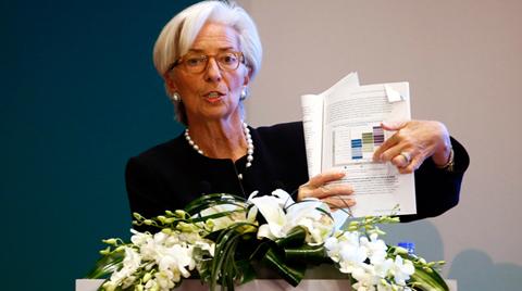 """IMF'den Çin'e """"Açık Ol"""" Uyarısı Geldi"""