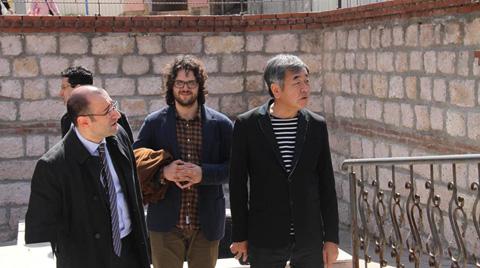 Japon Mimar Kengo Kuma Eskişehir'de
