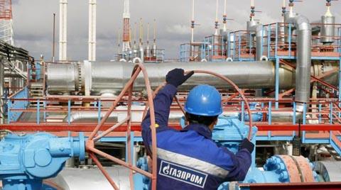 Rus Şirketi Gazprom, Doğalgaz İhracını Artırdı