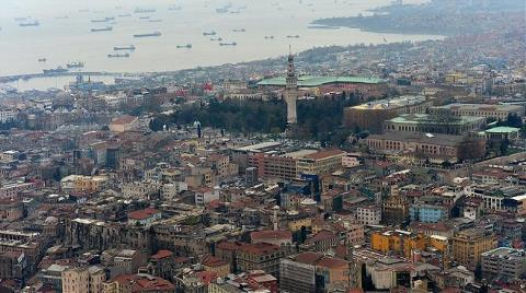 Yatırımda En Büyük Pay İstanbul'un