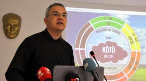 Bursa'da Termik Santrale İkinci Kez Durdurma
