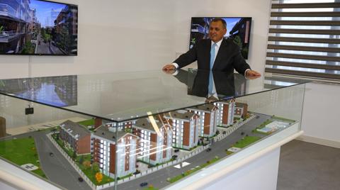 Özdilek Holding'den Bursa'ya 25 Milyon Dolarlık Konut Projesi