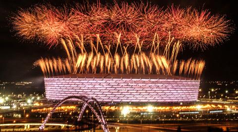 Tekfen İnşaat'ın Yaptığı Bakü Olimpiyat Stadı Ödül Aldı