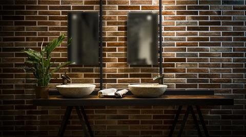 Yurtbay Seramik'ten Brick Stone Serisi