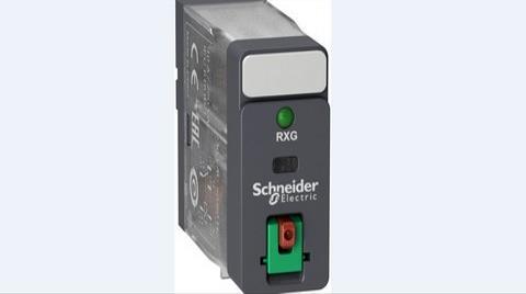 Schneider Electric'den Yeni Arabirim Rölesi: Zelio RXG