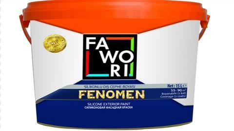Fawori'nin Yeni Dış cephe Ürünü Fenomen