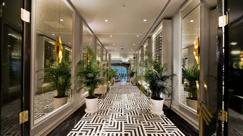 Başaran Holding'ten Trabzon'a Beş Yıldızlı Kongre Oteli