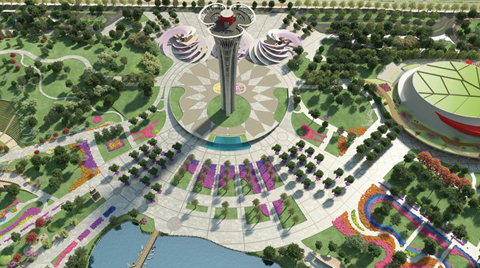Antalya EXPO Ertelenmekten Son Anda Kurtuldu