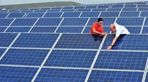 Alman Firmadan, Türkiye'ye Güneş Santrali Yatırımı