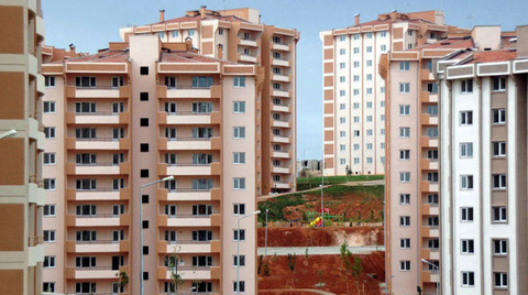 Türkiye'de Konut Üretiminde Artış Yaşandı