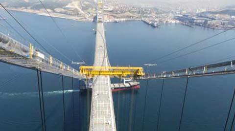 Körfez Geçiş Köprüsü Bittiğinde Belgeseli Yapılacak