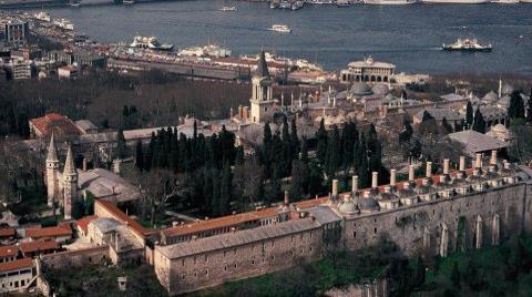 Marmaray, Topkapı Sarayı'nı Tehdit Ediyor