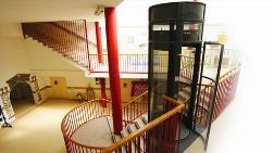 HMF Asansör'den Hava ile Çalışan Vakum Asansör