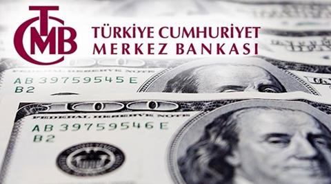 Merkez Bankası Dolar Tahminini Düşürdü