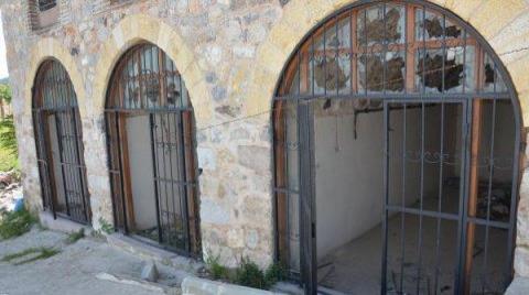Manisa'da Tarihi Eserler Bakımsız