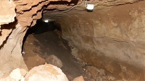 Bursa'da Bizans Tünelleri Bulundu