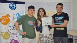 Türk Öğrencilerden Depremin Yıkamayacağı Proje