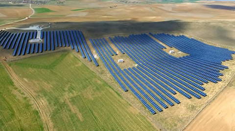 İlk Lisanslı Güneş Enerjisi Santrali Erzurum'da Açılıyor