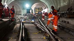 Rönesans'ın İnşa Ettiği Tünel Haziranda Açılacak
