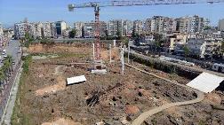 Antalya'da Nekropol Alanına 15 Milyon Liralık Çatı Yapılıyor