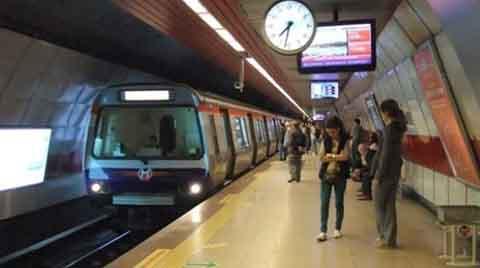Türkiye'nin İlk Sürücüsüz Metrosu için Geri Sayım Başladı