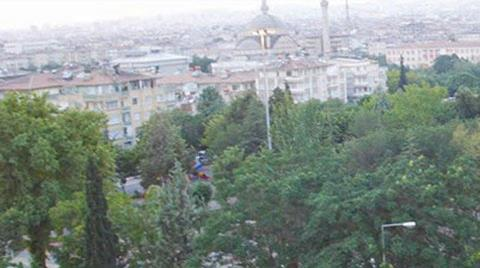 """Tarihi Parkta Kreşe Yargı """"Dur"""" Dedi"""