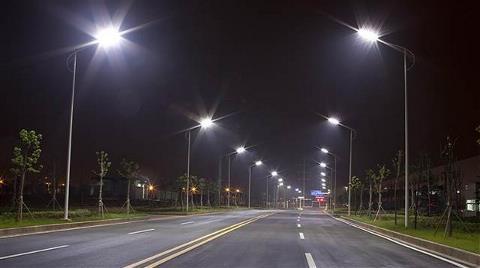 Akıllı LED Yol Işıkları İlk Kez Kağıthane'de