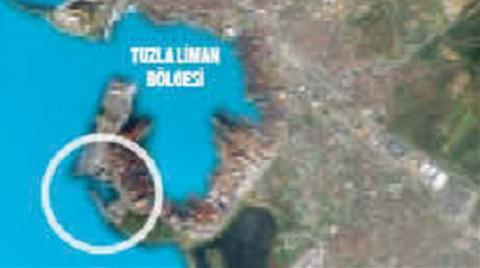 Tuzla'ya Katkı Atık Kabul Tesisi