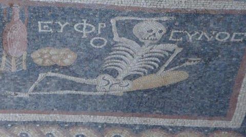 Hatay'daki Mozaiğin Sırrı