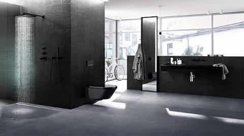 Geberit'ten CleanLine Duş Kanalı