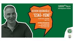 Kerem Erginoğlu Çukurova Üniversitesi'ne Konuk Oluyor