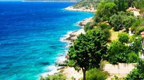Arkeolojik Sit Alanına Kaçak Plaj Yaptılar!
