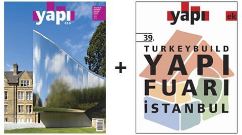 Yapı Dergisi'nin Mayıs Sayısı Çıktı!