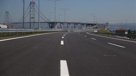 İşte Osman Gazi Köprüsü'ndeki Kavisin Nedeni