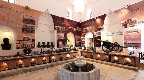 Bursa'da 560 Yıllık Hamam Müzeye Dönüştürüldü