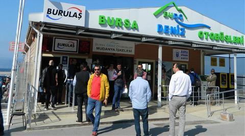 BUDO'nun Kaçak Terminal Binası Mühürlenecek