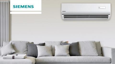 Siemens'ten İnternete Bağlanabilen Inverter Klima