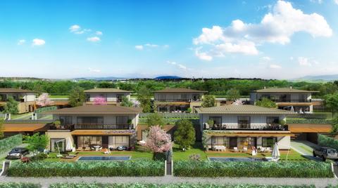 Büyükçekmece'ye 3 Milyon Liralık Villa Projesi