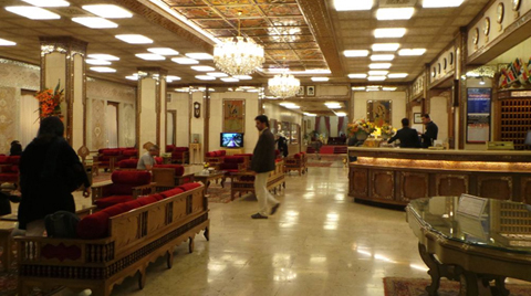 Türkler İran'da En Az 10 Otel Yapacak