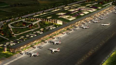 Çukurova Havalimanı için 20 Teklif Verildi
