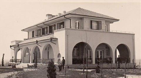 Atatürk'ün Tarihi Köşkünü Yıktılar!