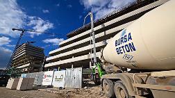Bursa Beton'a İş Güvenliği Ödülü