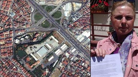 Muhtar Tek Yeşil Alanları için Erdoğan'a Mektup Yazdı