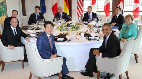 G7 Zirvesi Mültecilere Odaklandı