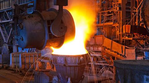 Türkiye Demir Çelik Üretiminde Sınıfta Kaldı